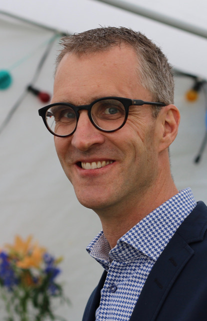 Hej Jakob Hedberg, ny director 2020