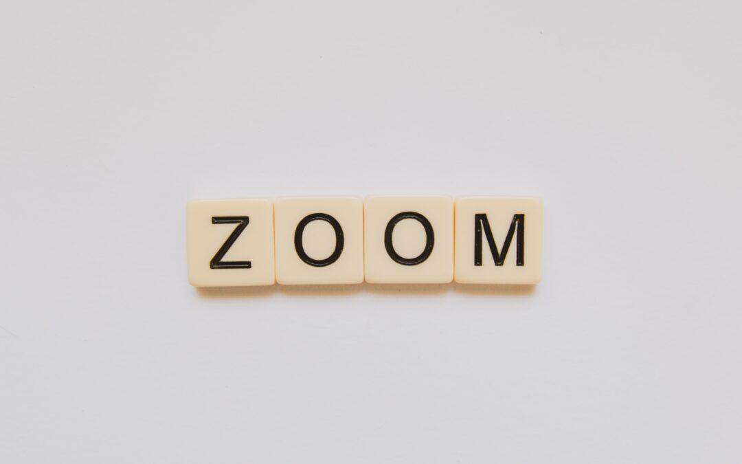 Zoom-möte för fellows och nätverket