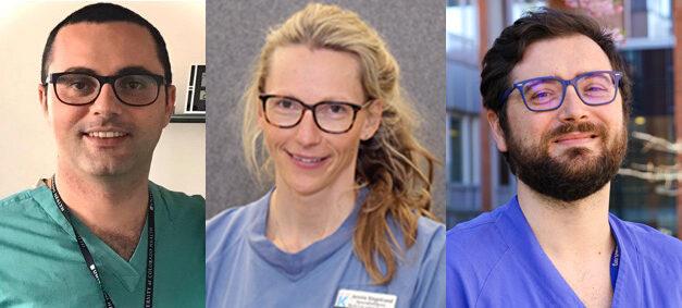 Vi välkomnar tre nya fellows till nätverket!