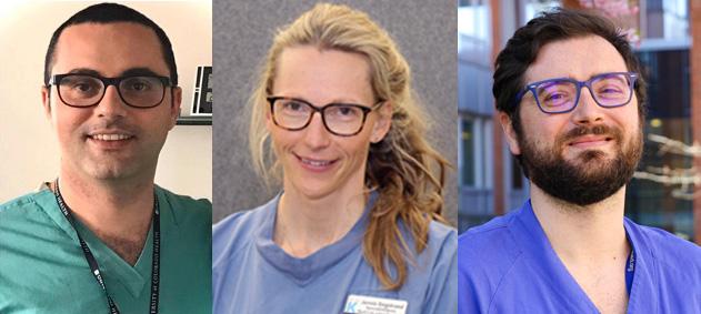 Vi välkomnar tre nyantagna fellows!